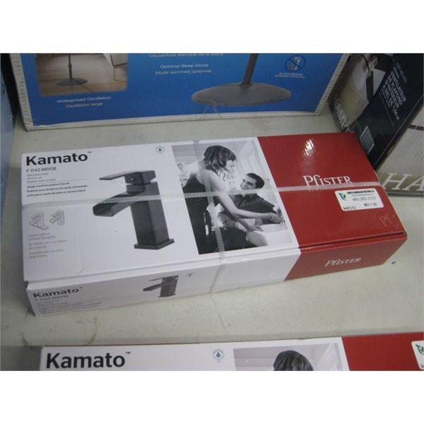 PHISTER KAMATO 1001040973 SINGLE HANDLE WATERFALL FLOW BATH TAP