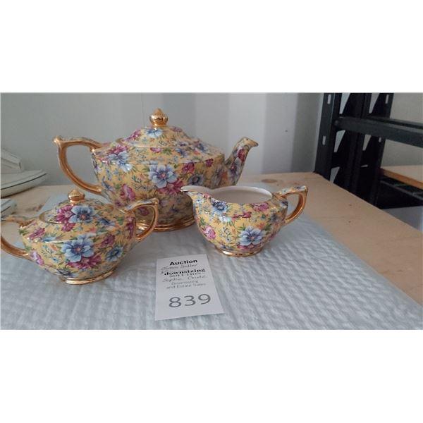 James Sadler Teapot C&S Cat A