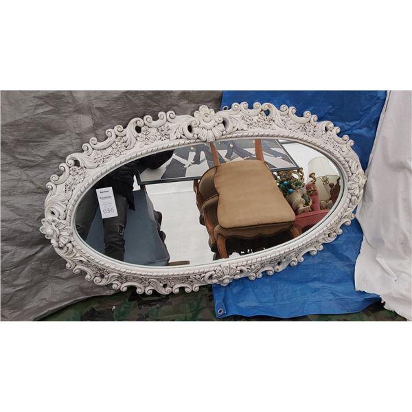 Large Ornate Mirror Cat B