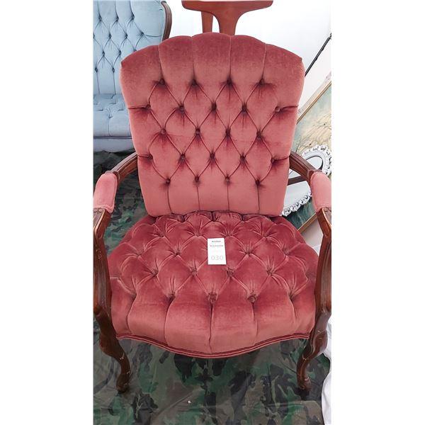 Antique Chair Cat C