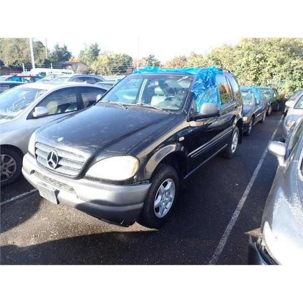 1998 Mercedes-Benz ML320