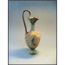 ancient greek wine jug 300BC #2280081