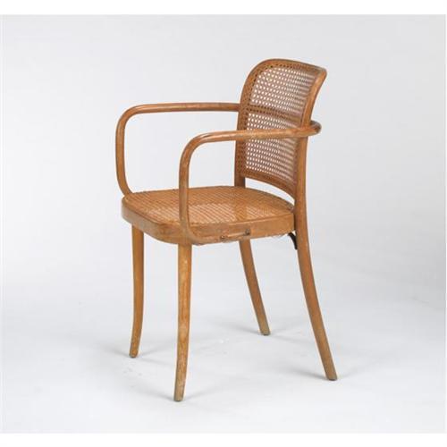 Michel Thonet armchair Stendig Austria, c. 19