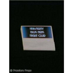 Passions HARMONY MATCHBOOK TV Props