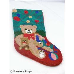 Passions TEDDY BEAR STOCKING TV Props