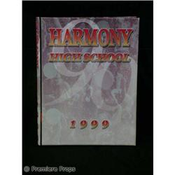 Passions HARMONY HIGH YEARBOOK TV Props