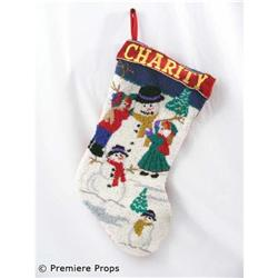 Passions Charity's CHRISTMAS STOCKING TV Props