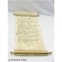 Passions SCROLL TV Movie Props