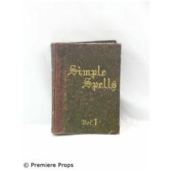 Passions Tabitha's Spell Book TV Movie Props