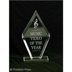 Passions Whitney (Brook Kerr) MUSIC AWARD TV Props