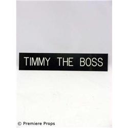 Passions TIMMY'S DESK PLATE TV Props