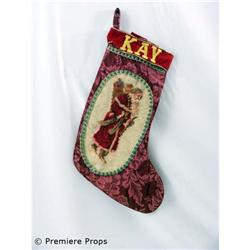 Passions Kay CHRISTMAS STOCKING TV Props