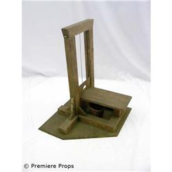 Passions GUILLOTINE TV Props