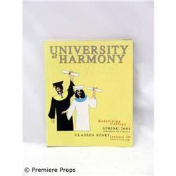 Passions U OF HARMONY COURSE BKLT  TV Props