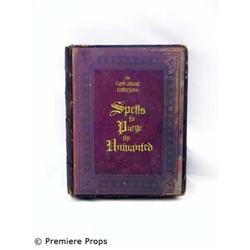 Passions Tabitha Lenox WITCH SPELL BOOK TV Props