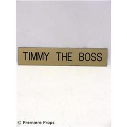 Passions TIMMY DESK PLATE TV Props