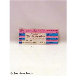 Passions Theresa BALLET TICKET TV Movie Props