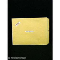 Passions Theresa ENVELOPE TV Movie Props