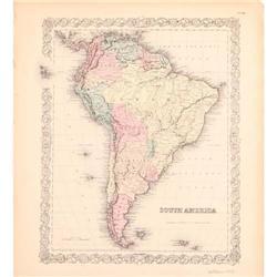 Colton's South America #2358198