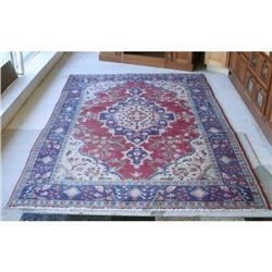Tabriz Persian Wool Rug #2358199
