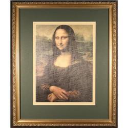 Leonardo da Vinci, ?Mona Lisa? ?  Famous #2358200