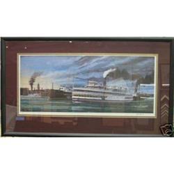 Paul C LeMarre Nautical Limited Edition print  #2355691
