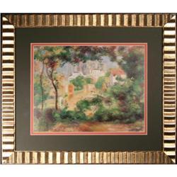 Pierre Auguste Renoir, ?Vue Sur le Nouveau #2355727