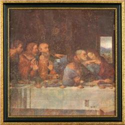 Last Supper print Leonardo Da Vinci Davinci #2370984