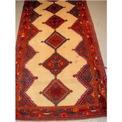 persian rug, 100% wool , Hamadan #2370991