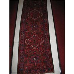 Hand Woven Persian Runner, Rug, Very Fine,  #2393536