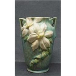 Art Deco Roseville VASE 105-7 #2393574