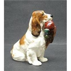 Fabulous DOULTON DOG w/PHEASANT HN1028 #2393575