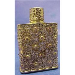 Jewelled Perfume Bottle/Case #2393590