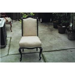 Victorian rococo style side chair #2393635
