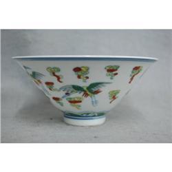 Chinese   Dou-Cai   Porcelain   Bowl #2393642