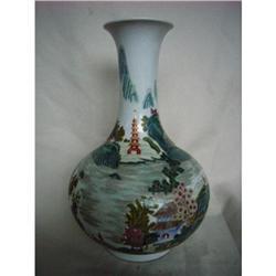 chinese porcelain vase #2393665
