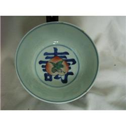 chinese porcelain bowl #2393671