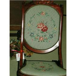 Folding rocking chair #2393695