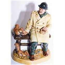 "Royal Doulton figurine ""Lunch Time"" #2393697"