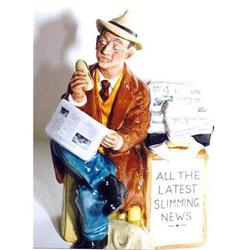"Royal Doulton figurine ""Stop the Press"" #2393698"