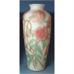 Consolidated Art Glass Chrysanthemum 12 in Vase#2393808