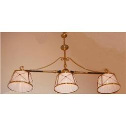 Billiards Pool Kitchen Table Chandelier Fixture#2393883