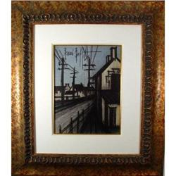 1968 Authentic Bernard Buffet Color #2394022