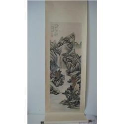 fine Chinese  Scroll Painting #2394154