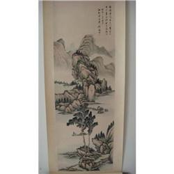 fine Chinese  Scroll Painting #2394155