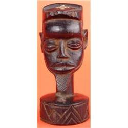 Early Colonial Tanzanian Witch Doctor's Piece #2394175
