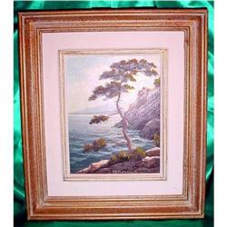 Oil painting by Normand Louis #2394198