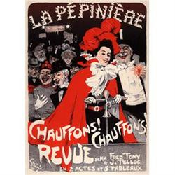 PL-159 Original Lithograph from Les Maitre de #2394199