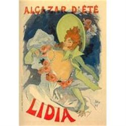 PL-025 Original Lithograph from Les Maitre de #2394202