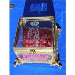 RUSSIAN FABERGE BOX&SEAL-MARIA FEODOROVNA #2394215